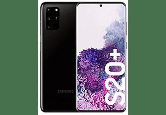 "Móvil - Samsung Galaxy S20+ 4G, Negro, 128 GB, 8 GB RAM, 6.7"" AMOLED 120Hz, Exynos 990, 4500 mAh, Android"