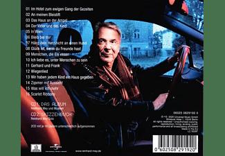 Reinhard Mey - Das Haus an der Ampel  - (CD)