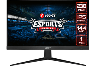 "MSI Optix G241 - 24"" FHD IPS 144 Hz FreeSync Gamingskärm"