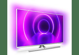 "TV LED 58"" - Philips 58PUS8505/12, UHD 4K, 3840 x 2160 píxeles, Smart TV, 4 HDMI, 2 USB, Bluetooth, Plata"