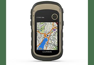 GPS - Garmin eTrex 32x rastreador gps Personal, 8 GB, Negro/Verde