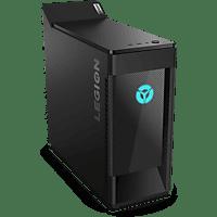 LENOVO Gaming PC Legion T5, i7-10700, 16GB RAM, 512GB SSD, GTX 1660SP, Schwarz (90NC00ALGE)