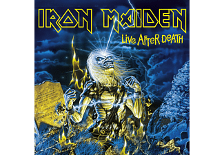 Iron Maiden - Live After Death (2015 Remaster) [CD]