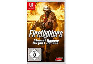 Firefighters: Airport Heroes - [Nintendo Switch]
