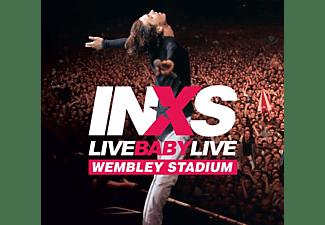 INXS - Live Baby Live (Live At Wembley Stadium, London, 1991 / Intl Version / 3 Disc Set)  - (Blu-ray + CD)