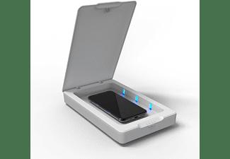 INVISIBLESHIELD Phone UV Sanitizer Weiß