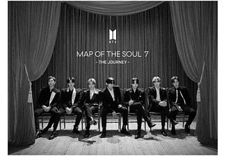 BTS - Map Of The Soul: 7-Journey CD