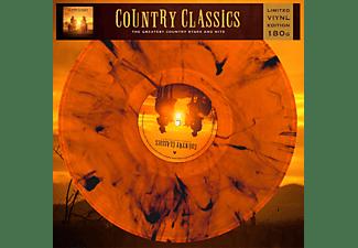 Cash,Johnny/Anderson,Lynn/Denver,John/+ - Country Classics (Limited Edition)  - (Vinyl)