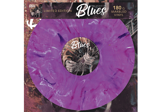 VARIOUS - The Legacy Of Blues (Limited Edition)  - (Vinyl)