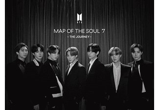 BTS - Map Of The Soul 7 - The Journey (Version C) (CD + könyv)