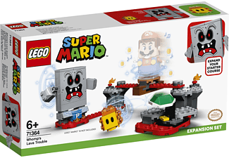LEGO 71364 Wummps Lava-Ärger – Erweiterungsset Bausatz, Mehrfarbig