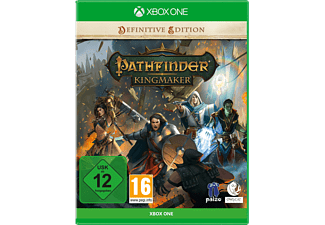 Xbox One - Pathfinder: Kingmaker - Definitive Edition /I