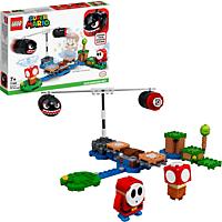 LEGO 71366 Riesen-Kugelwillis – Erweiterungsset Bausatz, Mehrfarbig