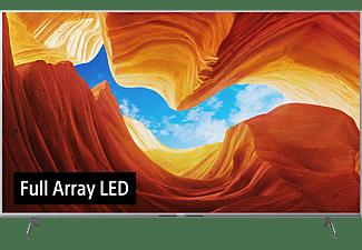 SONY KE-55XH9077 LED TV (Flat, 55 Zoll / 139 cm, UHD 4K, SMART TV, Android TV)