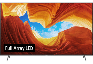 SONY KE-65XH9005 LED TV (Flat, 65 Zoll / 164 cm, UHD 4K, SMART TV, Android TV)