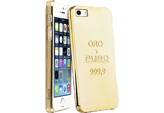PURO Cover Oro iPhone 5 / 5s Gouden (IPC5ORO)