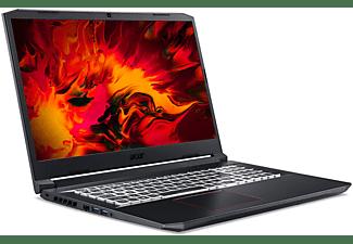 ACER Gaming Notebook Nitro 5 AN517-52-7916 Schwarz, i7-10750H, 16GB/1TB, RTX 2060, 17.3 FHD 120Hz
