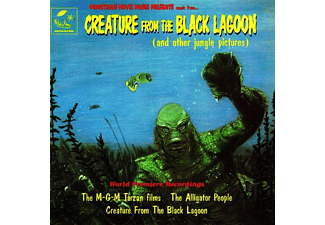 VARIOUS - Creature From The Black Lagoon  - (CD)