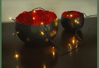 KONSTSMIDE Lichterkette Beleuchtung, Grün, Bernstein (Amber)