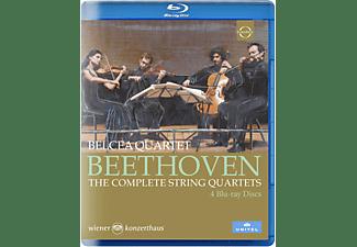 Belcea Quartet - Sämtliche Streichquartette  - (Blu-ray)