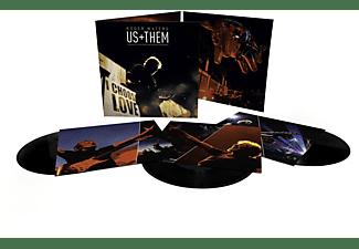 Roger Waters - US+THEM  - (Vinyl)