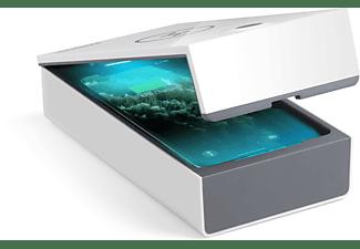 TECHNAXX UV Anti-Virus Desinfektionsbox Weiß