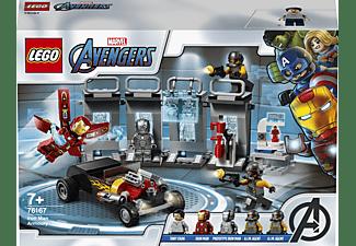 LEGO Iron Mans Arsenal Bausatz, Mehrfarbig