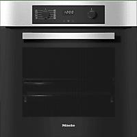 MIELE H 2265-1 B EDST. + KM 6520 FR, Backofen-Set (Elektrokochfeld, A+, 76 Liter)