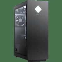 HP OMEN GT12-0302ng, Gaming PC mit Core™ i7 Prozessor, 16 GB RAM, 512 GB SSD, 1 TB HDD, GeForce RTX™ 2060, 6 GB GDDR6 Grafikspeicher