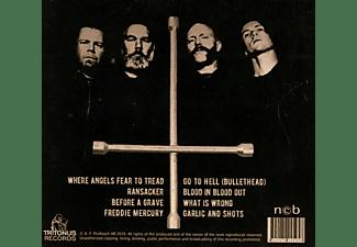 Mustasch - Killing It For Life [CD]