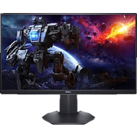 DELL S2421HGF 23,8 Zoll Full-HD Gaming Monitor (1 ms Reaktionszeit, 144 Hz)