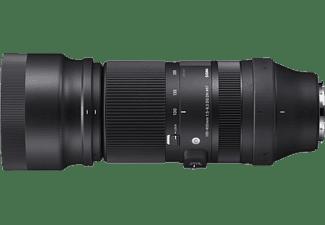 SIGMA Contemporary 100 mm - 400 mm f./5-6.3 DG, DN, OS (Objektiv für Sony E-Mount, Schwarz)