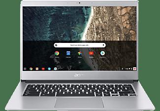 ACER Chromebook 514 (CB514-1HT-P1BM) Aluminium-Unibody, Plus Chromebook mit 14 Zoll Display Touchscreen, Intel® Pentium® Prozessor, 8 GB RAM, 64 GB eMMC, Intel® HD-Grafik 505, Silber