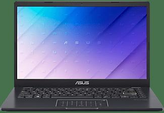 ASUS Notebook VivoBook 14 E410MA-EK901TS  mit Tasche, Maus und 1 Jahr Office365, N4020, 4GB/64GB, 14 Zoll FHD, blau