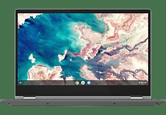 LENOVO IdeaPad Flex 5, Premium Chromebook mit 13,3 Zoll Display Touchscreen, Intel® Core™ i5 Prozessor, 8 GB RAM, 128 GB SSD, Intel UHD Grafik, Graphitgrau