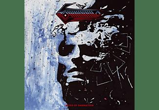 Commando - RITES OF DAMNATION (EP-RED VINYL)  - (Vinyl)