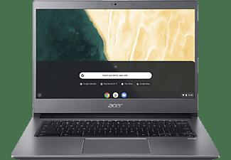ACER Chromebook 714 (CB714-1WT-59DB) Aluminium-Unibody, Chromebook mit 14 Zoll Display, Core™ i5 Prozessor, 8 GB RAM, 128 GB eMMC, Intel® UHD-Grafik 620, Anthrazit