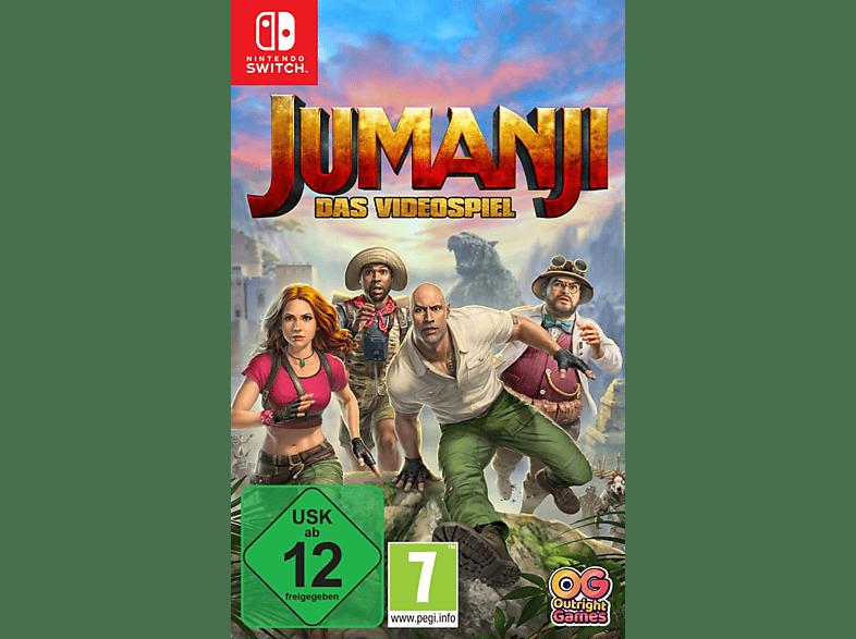 BANDAI NAMCO Jumanji Das Videospiel Nintendo Switch