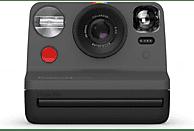POLAROID Sofortbildkamera Now, schwarz (6028)