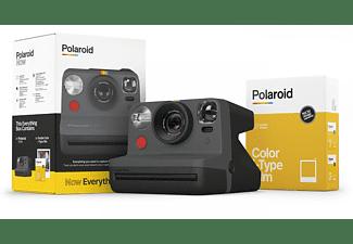 POLAROID Sofortbildkamera Now Everything Box, schwarz (6026)