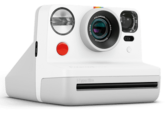 POLAROID Sofortbildkamera Now, weiß (6027)