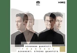 Schumann Quartett - Schubert:String Quartets 3 And 8  - (CD)