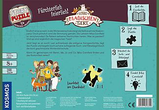 KOSMOS Die Schule der magischen Tiere Story Puzzle Fürchterlich Feierlich! Spiel Mehrfarbig