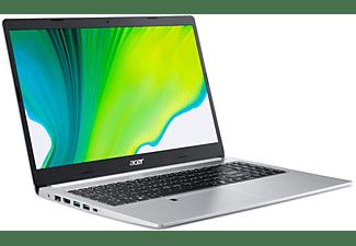 ACER Gaming Notebook Aspire 5, R5-4500U, 16GB RAM, 1TB SSD, Radeon™ RX640, 15.6 Zoll FHD, silber (NX.HWEEV.006)