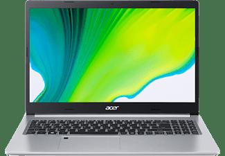 ACER Gaming Notebook Aspire 5, R7-4700U, 16GB RAM, 1TB SSD, Radeon(TM) RX640, 15.6 Zoll FHD, silber