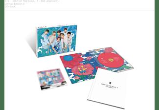 BTS - MAP OF THE SOUL : 7 - THE JOURNEY - LTD. EDT. D  - (CD)