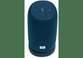 Altavoz Inalámbrico - JBL Link Portable, Bluetooth, WiFi, Asistente de Google, IPX7, 8h autonomía, 20W, Azul
