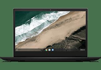 "Portátil - Lenovo Chromebook S345-14AST, 14"" Full-HD, AMD A6-9220C, 4 GB, 64 GB eMMC, Chrome OS, Gris Mineral"