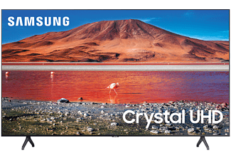 "SAMSUNG 50TU7000 50"" 125 Ekran Uydu Alıcılı Smart 4K Ultra HD LED TV Gri"