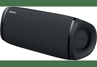 SONY SRS-XB43 tragbar, kabellos, Lautsprecherbeleuchtung, EXTRA BASS Bluetooth Lautsprecher, Schwarz, Wasserfest